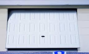 Porte basculante de garage