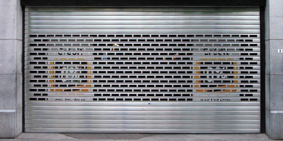 Déblocage rideau Métallique Aix en Provence