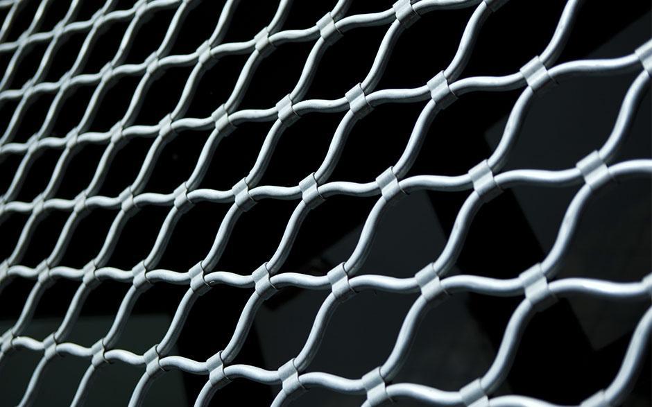 Rideau grille ondulé Aix en Provence