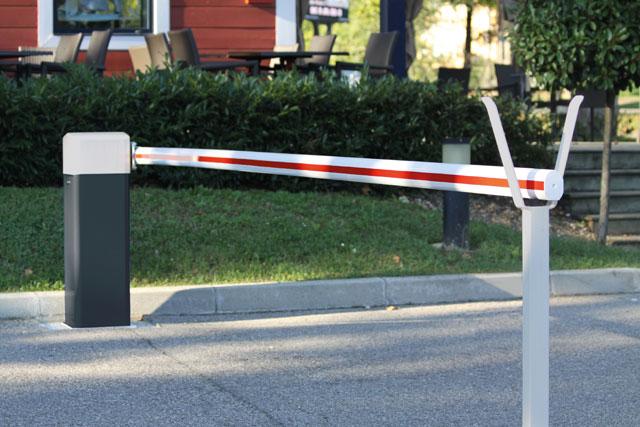 Système de barrière levante Aix en Provence